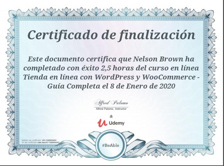 tienda en linea con wordpress y woocommerce